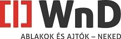 WnD – Ablakok és ajtók – Neked Logo